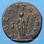 Monnaies Gallien (253-268). Antoninien. Rome, 260-261. R/: la Fertilité