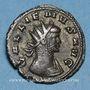 Monnaies Gallien (253-268). Antoninien. Rome, 264-266. R/:  Mars