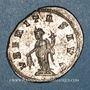 Monnaies Gallien (253-268). Antoninien. Rome, 265-267. R/: la Fertilité