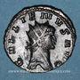 Monnaies Gallien (253-268). Antoninien. Rome, 2e officine, 265-267. R/: l'Abondance