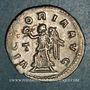 Monnaies Gallien (253-268). Antoninien. Rome, 3e officine. 265-267. R/: Victoire