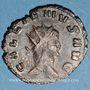 Monnaies Gallien (253-268). Antoninien. Rome, 3e officine, 267-268. R/: antilope