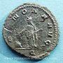 Monnaies Gallien (253-268). Antoninien. Rome, 4e officine, 261-262. R/: l'Abondance