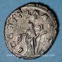 Monnaies Gallien (253-268). Antoninien. Rome, 5e officine, 262-263. R/: la Joie