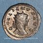 Monnaies Gallien (253-268). Antoninien. Rome, 5e officine. 262-263. R/: la Paix