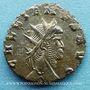 Monnaies Gallien (253-268). Antoninien. Rome, 5e officine, 267-268. R/: biche