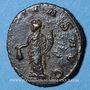 Monnaies Gallien (253-268). Antoninien. Rome, 5e officine, 5e émission, 265-266. R/: la Fraternité