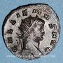 Monnaies Gallien (253-268). Antoninien. Rome, 6e officine, 267-268. R/: sanglier