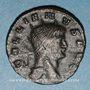 Monnaies Gallien (253-268). Antoninien. Rome, 7e officine, 267-268. R/: centaure