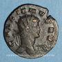 Monnaies Gallien (253-268). Antoninien. Rome, 8e officine, 267-268. R/: Pégase