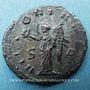 Monnaies Gallien (253-268). Antoninien. Siscia 265. R/: Victoire