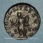Monnaies Gallien (253-268). Sesterce. Rome, 254-256. R/: la Liberalité
