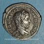 Monnaies Géta (209-212). Denier. Rome, 211. R/: la Libéralité