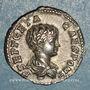 Monnaies Géta, césar sous Septime Sévère et Caracalla (198-209). Denier. Rome, 200. R/: Géta à gauche