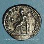 Monnaies Géta, césar sous Septime Sévère et Caracalla (198-209). Denier. Rome, 202. R/: la Sécurité