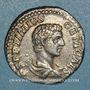 Monnaies Géta, césar sous Septime Sévère et Caracalla (198-209). Denier. Rome, 203-208. R/: la Providence