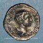 Monnaies Géta, césar sous Septime Sévère et Caracalla (198-209). Denier. Rome, 204. R/: Castor