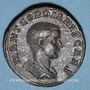 Monnaies Gordien III, césar (238). Sesterce. Rome, 238. R/: vase à sacrifice