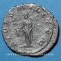 Monnaies Gordien III le Pieux (238-244). Antoninien. Rome, 238-239. R/: la Fidélité