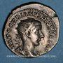 Monnaies Gordien III le Pieux (238-244). Antoninien. Rome, 239. R/: l'Equité debout à gauche