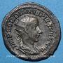 Monnaies Gordien III le Pieux (238-244). Antoninien. Rome, 240. R/: l'Equité