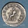 Monnaies Gordien III le Pieux (238-244). Antoninien. Rome, 240. R/: la Concorde