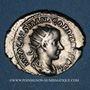 Monnaies Gordien III le Pieux (238-244). Antoninien. Rome, 240. R/: Rome assise