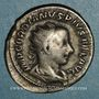 Monnaies Gordien III le Pieux (238-244). Antoninien. Rome, 241-243. R/: Hercule