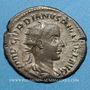 Monnaies Gordien III le Pieux (238-244). Antoninien. Rome, 241-243. R/: Jupiter