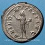 Monnaies Gordien III le Pieux (238-244). Antoninien. Rome, 241-243. R/: le Soleil