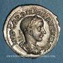 Monnaies Gordien III le Pieux (238-244). Denier. Rome, 241-242. R/: la Piété