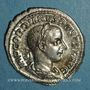 Monnaies Gordien III le Pieux (238-244). Denier. Rome, 241-242. R/: la Santé