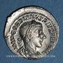 Monnaies Gordien III le Pieux (238-244). Denier. Rome, 241-242. R/: Vénus debout à gauche