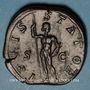 Monnaies Gordien III le Pieux (238-244). Sesterce. Rome, 241. R/: Jupiter