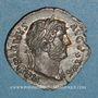 Monnaies Hadrien (117-138). Denier. Rome 126. R/: Hercule