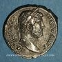 Monnaies Hadrien (117-138). Denier. Rome, 134-138. R/: la Bonne Foi