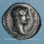 Monnaies Hadrien (117-138). Denier. Rome, 134. R/: Victoire