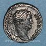 Monnaies Hadrien (117-138). Denier. Rome, 137. R/: la Monnaie