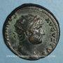 Monnaies Hadrien (117-138). Dupondius. Rome, 126. R/: Pégase