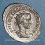 Monnaies Hérennius Etruscus, césar (250-251). Antoninien. Rome, 250-251. R/: aspersoir