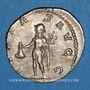 Monnaies Hérennius Etruscus, césar (250-251). Antoninien. Rome, 251. R/: Mercure
