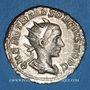 Monnaies Hérennius Etruscus, césar sous Trajan Dèce (250-251). Antoninien. Rome, 250-251. R/: Hérennius