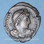 Monnaies Jovien (363-364). Centenionalis. Antioche, 2e officine, 363-364. R/: VOT / V