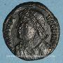 Monnaies Jovien (363-364). Centenionalis. Siscia, 2e officine, 363-364. R/: VOT / V