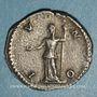 Monnaies Julia Maésa, grand-mère d'Elagabale († 226). Denier. Rome, 218-220. R/: Junon