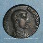 Monnaies Julien II césar (355-61). Maiorina réduite. Cyzique 4e officine. 355-61. R/: l'empereur