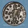 Monnaies Licinius I (308-324). Follis. Londres,  1ère officine, 313-314. R/: Génie