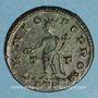 Monnaies Licinius I (308-324). Follis. Trèves, 1ère officine. 310-313. R/: Génie