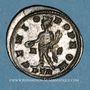 Monnaies Licinius I (308-324). Follis. Trèves, 1ère officine. 315-316. R/: Génie