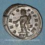 Monnaies Licinius I (308-324). Follis. Trèves, 313-315. R/: Génie debout à gauche